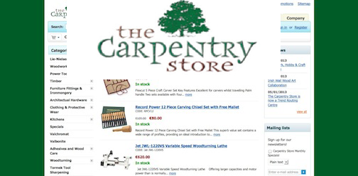 thecarpentrystore